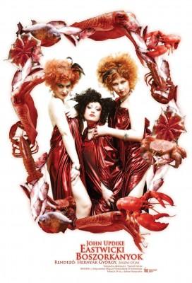 Eastwicki boszorkányok, plakátterv, 2012