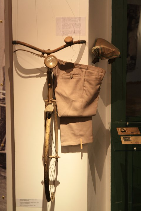 A biciklisek városa, látványterv, 2011