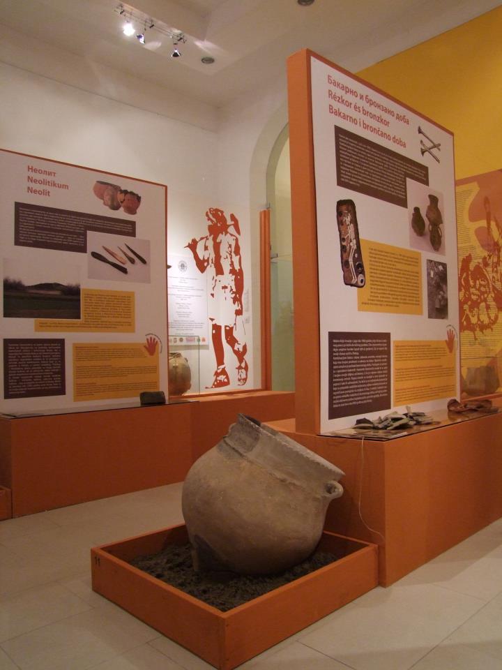 Régészeti kiállítás a Szabadkai Városi Múzeumban