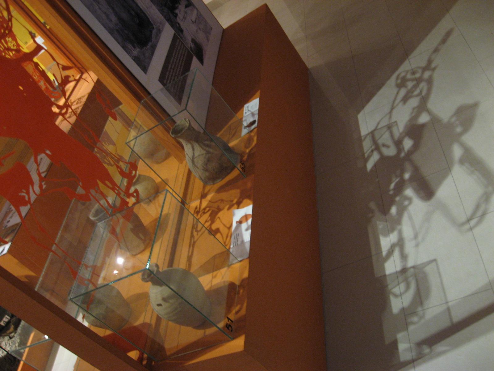 A kerámia évszázadai, látványterv, 2012
