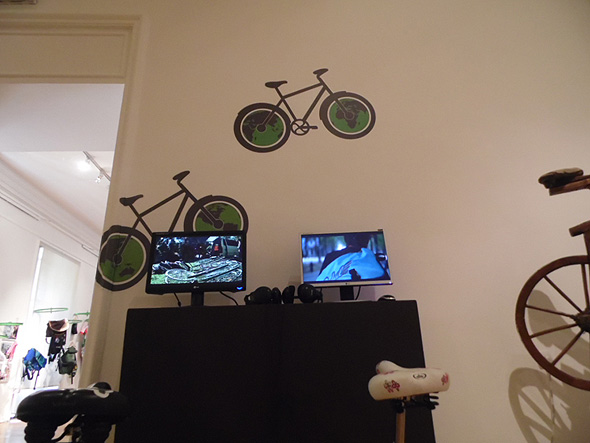Bicikli kiállítás a Néprajzi Múzeumban