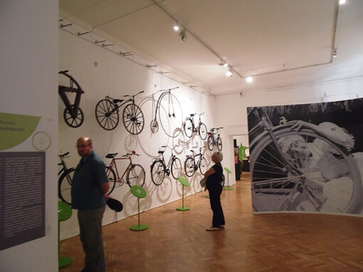 A biciklisek városa