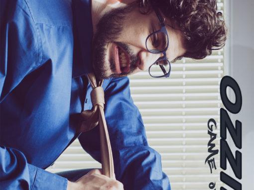 Ozzie optikai keret – branding, art director