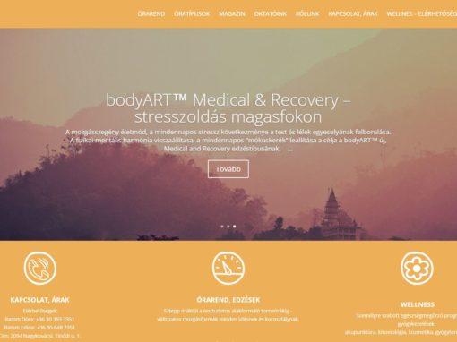 Rammgym.hu – weboldal