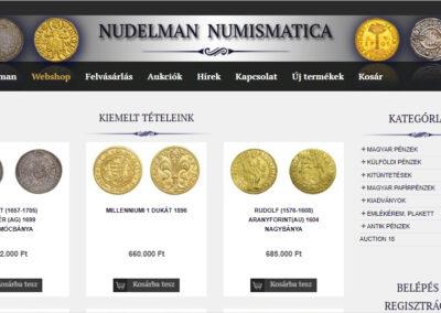nudelman webshop